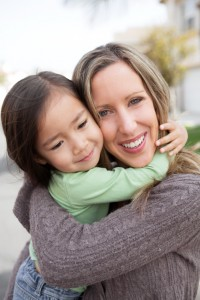 Mother and Child, Adoption Denver