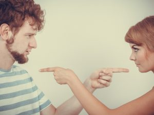 Arguments with your partner